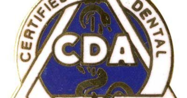Dental Assistant Symbol Certified Dental Assistant