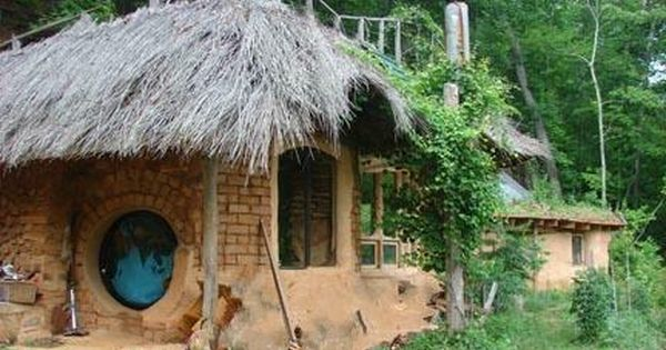 Unusual Architecture Fantasy Dome And Hobbit Houses Hobbit