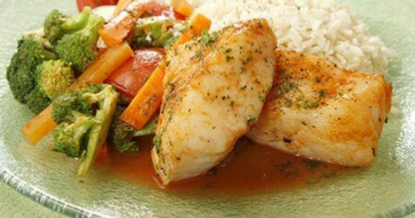 Pescado Al Vapor Con Vegetales Ingredientes Filete De Pescado Sal Ajo Brócoli Ayote Zanahoria C Filete De Pescado Recetas Comida Filetes De Pescado