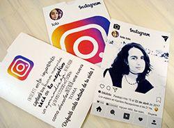 Invitaciones 15 Instagram 15 Años Invitaciones Tarjetas
