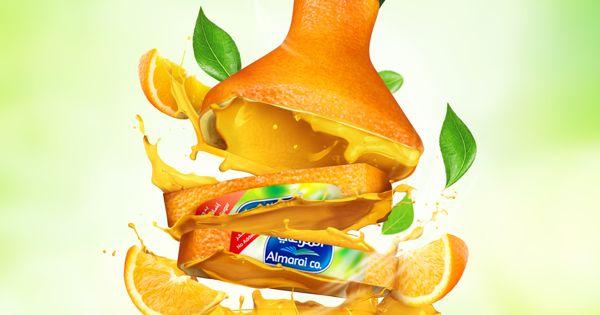 Your Liquid Fruit By Jeff Mouie Ramirez Via Behance Fruit Social Media Branding Design Bottle Packaging