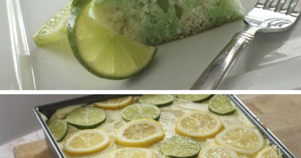 Easy and Delicious - Margarita Cake via Inspired by Charm