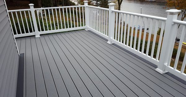 Contractor Shout Out This Gorgeous Waterfront Deck Was