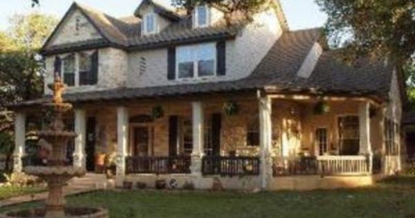Love a house with a wrap around porch for the home Brick home plans with wrap around porch