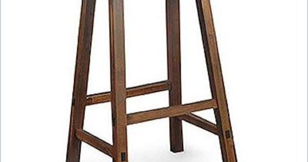 International Concepts Saddleback 29 Counter Bar Stool In Walnut Saddle Seat Bar Stool Wood Bar Stools Wooden Bar Stools