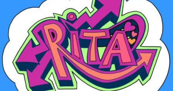 The Name Kate In Graffiti