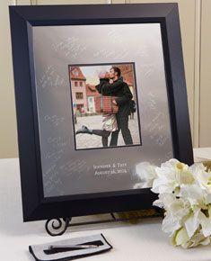 Wedding Signature Mats Guest Book Frames I Do Engravables Guest Book Frame Wedding Personalized Wedding Guest Book Wedding Guest Book Alternatives
