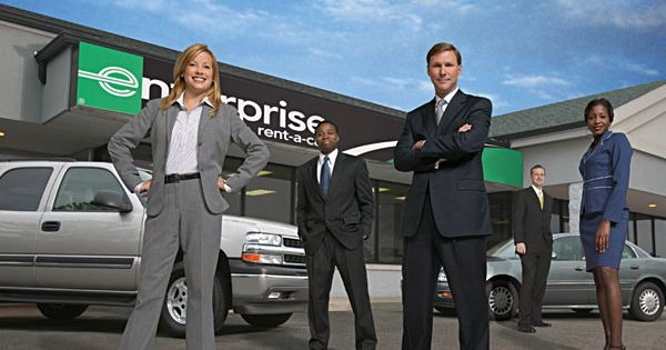 enterprise car rental dfw reviews