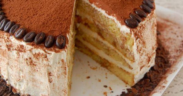 Tiramisu Cake. Oh sweet love.