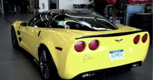 2018 Corvette Zr1 Returns With Ad Hoc Exhaust Because It Was As
