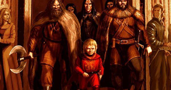 File:Tyrion Shagga mountain clansmen.jpg | ASOIAF | Pinterest