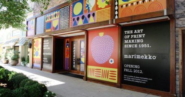 404 Whoops Commercial Interior Design Marimekko Design