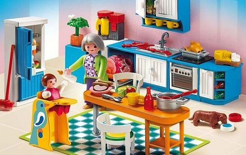 Playmobil cuisine playmobils pinterest playmobil for Technologie cuisine