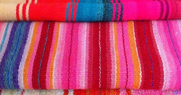 Mantas bolivianas 100 hechas a mano lana de oveja - Mantas de lana hechas a mano ...
