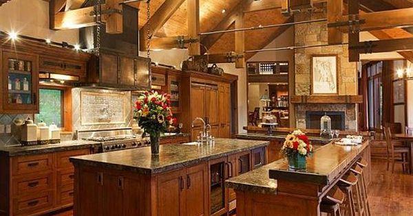 Ranch Style Kitchen Kitchen Ideas Pinterest Ranch Style Ranch And Kitc