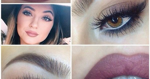 Kylie's makeup look for LESS, I show you how! makeup kyliejenner lipstick