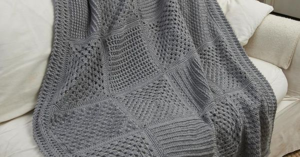 Checkerboard Textures Throw Free Pattern No Lw4132