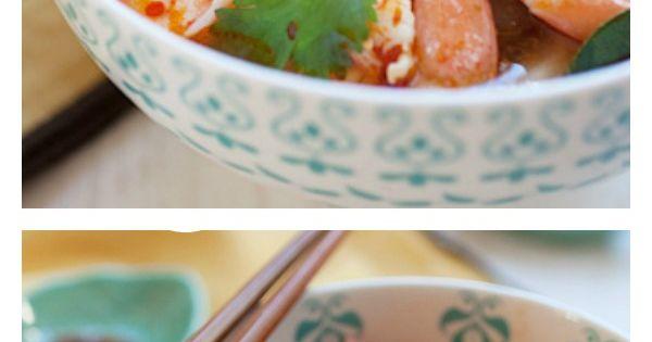 15-Minute Tom Yum Noodle Soup | Recipe | Noodle Soups, Toms and ...