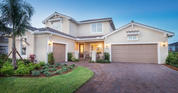 Weatherford New Home Features Ave Maria Fl Pulte