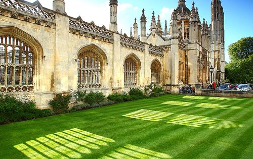 King's College - Cambridge University - King's College is a constituent college