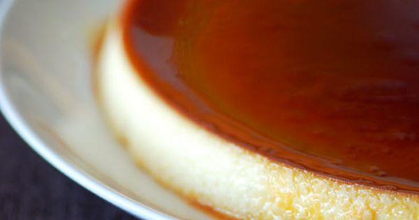 Flan de Caramelo (Caramel Flan). | Bake to Love, Love to Bake ...