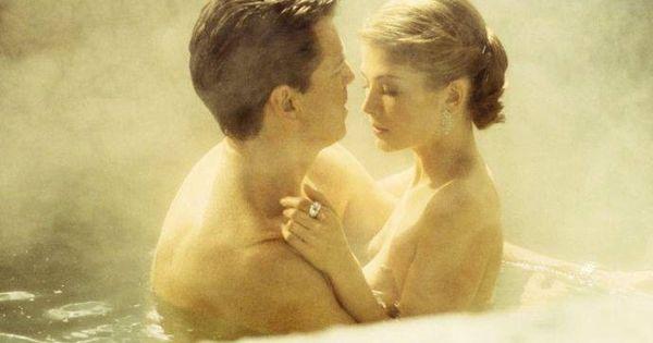 Bond and Miranda Frost...