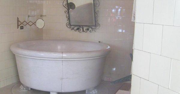Biltmore house 2nd floor george vanderbilt 39 s bathroom for Bath remodel asheville nc