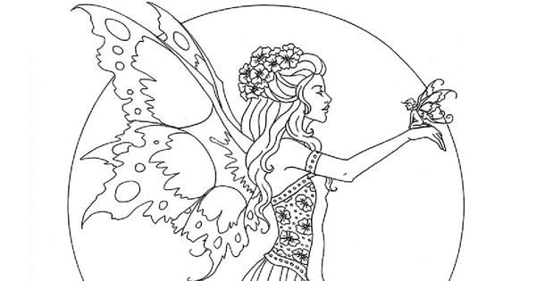 Free Amy Brown Fairy Coloring Pages Malarbocker Alvkonst Och Mala Fairy With Butte Unicorn Coloring Pages Disney Princess Coloring Pages Fairy Coloring Pages