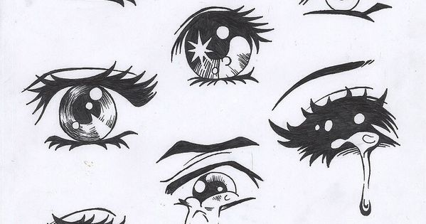 Sad anime eyes | Art | Pinterest | Sad anime, Anime eyes ...