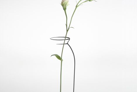 Kishu collection of minimalist objects by British designer Maya Selway has recently