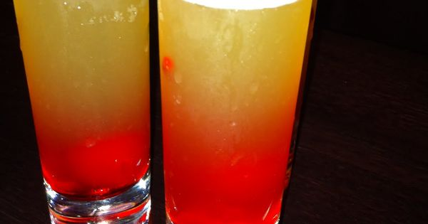 Pineapple Upside Down Cake Shot Print Ingredients ◦1 oz vanilla vodka ◦1