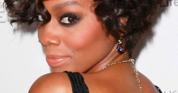 Hair Styles For Short Curly Hair Round Face: Short Curly Hairstyles For Round Faces For African