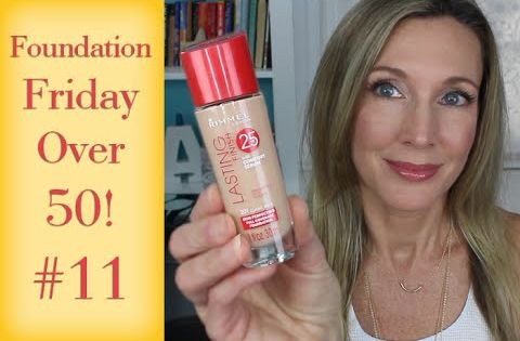 Best foundation for mature skin over 60