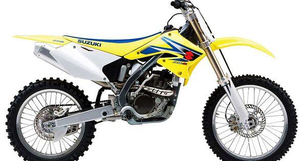 Suzuki Rm Z250 2006 Motorrad Motocross Motorrader Motocross