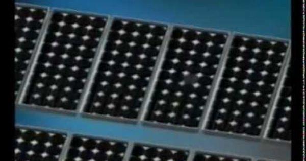 Como Funcionan Las Celdas Solares Fotovoltaicas Celdas Solares Energia Solar Y Energia Renovable