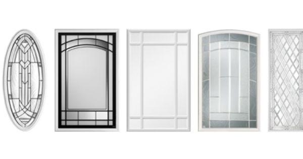 Panel Glass Exterior Door