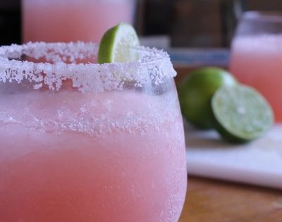 Pink Lemonade Margaritas Pink Grapefruit Margaritas From: Barefoot Contessa's How Easy Is