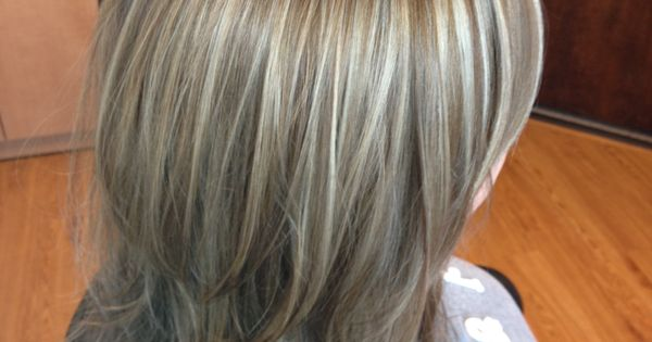 Blonde Highlights Lowlights Long Layered Hair Hair By Melissa Lobaito Pinterest Long