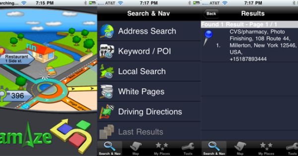 iphone app gps tracking walking