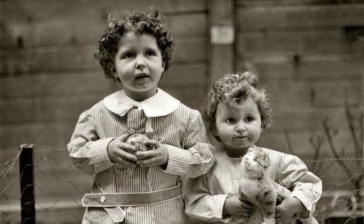 Titanic Orphans: 1912 | Shorpy Historical Photo Archive New York. April 22,