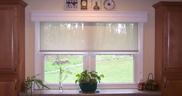 Crown Molding Cover Of Blinds Crown Molding Valance W