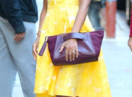 Look of the Day - September 24, 2014 - Kerry Washington from