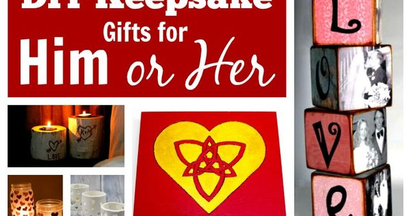 Him And Her Wedding Gifts: DIY Keepsake Gifts For Him Or Her