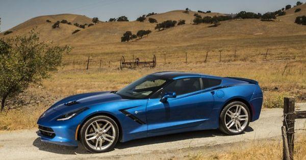 Full Throttle Auto Chevrolet Corvette Chevrolet Corvette Stingray