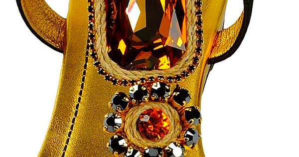 RenA� Caovilla....oh how I love jeweled sandals and that time of year is coming.