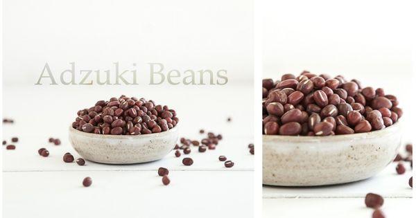 adzuki beans fz blog on bulk foods and how to use, etc. also recipes ...