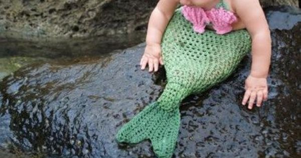 baby mermaid. @Maggie Reinker can you picture Rachel with her gorgeous red