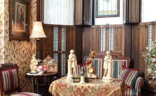 Victorian Interiors DeVenco Authentic Victorian Shutters Victorian