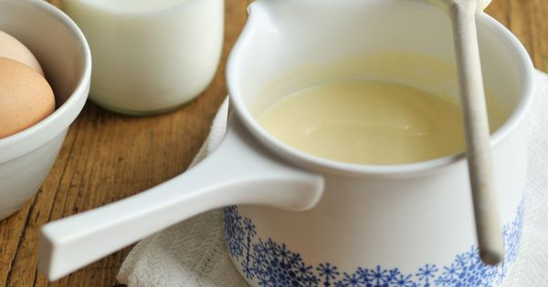 real proper custard recipe mary berry custard and