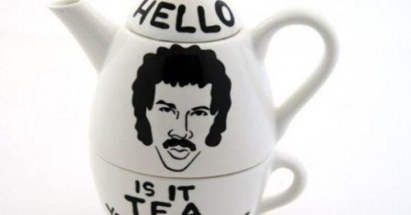 lionel richie tea kettle.